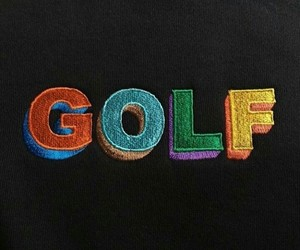 golf, aesthetic, and alternative image