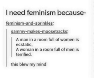feminism and woman image