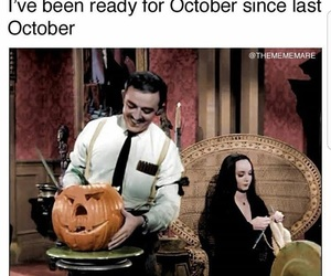Halloween, october, and pumpkin image
