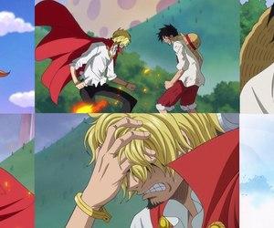 anime, one piece, and Otaku image