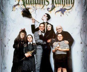 addams family and the addams family image