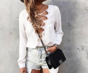 casual, fashion, and pretty image