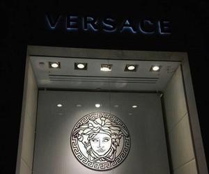 Versace, luxury, and light image