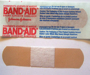 bandage, bandaid, and picture image