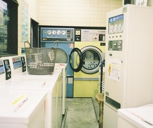 beautiful, japan, and laundry image