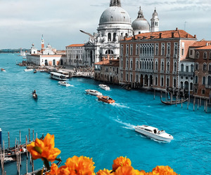 italy, venice, and architecture image