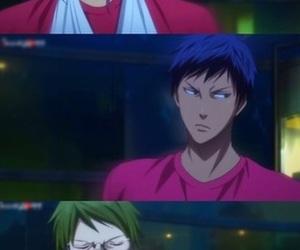 Basketball, kuroko no basket, and midorima image
