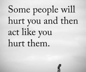 hurt, quotes, and people image