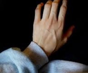 hands, boy, and veins image