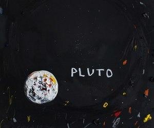 theme, pluto, and art image