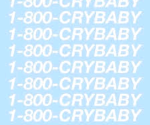 blue, crybaby, and melanie martinez image