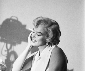 fashion and Marilyn Monroe image