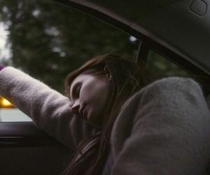 girl, car, and Palo Alto image