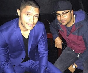 Hot, south africa, and trevor noah image