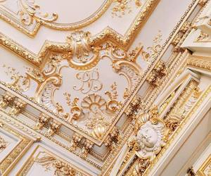 architecture and gold image