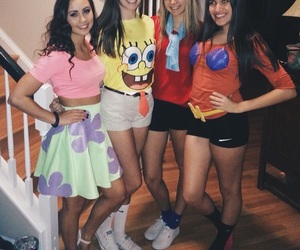 bob esponja, cool, and costumes image