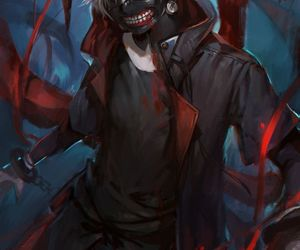 beautiful, tokyo ghoul, and boy image