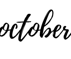 october and autumn image