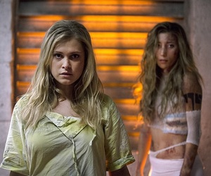 the 100, clarke griffin, and anya image