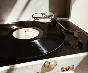 inspiration, music, and record player image