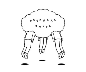 dreamer, Dream, and art image