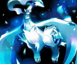 pokemon and reshiram image