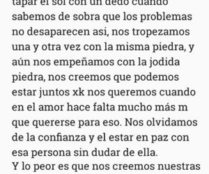 amor, tristeza, and desconfianza image