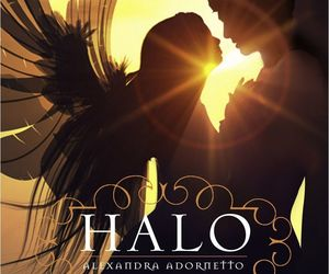 book, halo, and libros image