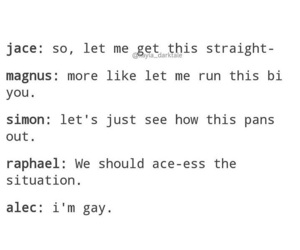 tumblr, lgbt, and alec lightwood image