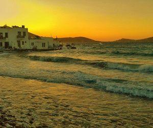 colours, Greece, and Island image