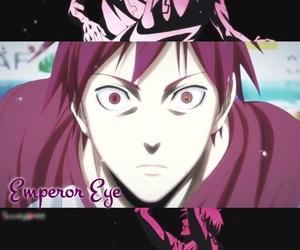 akashi seijuro and emperor eye image