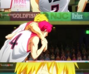 kuroko no basket, akashi, and kise image