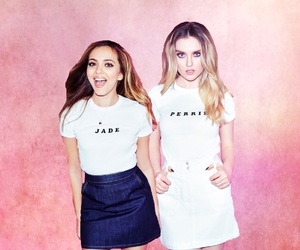 jade thirlwall, little mix, and perrie edward image