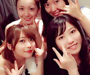 akb48, oshima yuko, and kitahara rie image