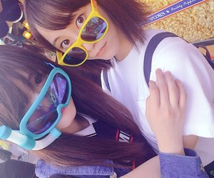 ske48, matsui rena, and tani marika image