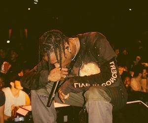 music, rap, and travis scott image