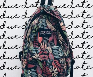 accessories, backpack, and colorful image