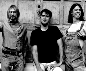 kurt cobain, metal, and nirvana image