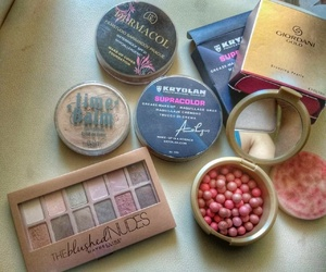 balm, make up, and the blushed nudes image