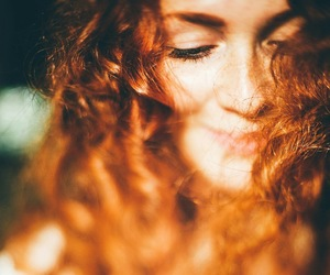 beauty, Sunny, and curly image