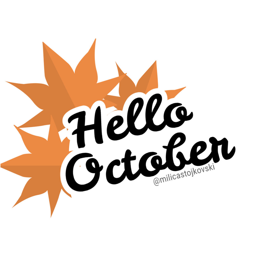 autumn, design, and fall image