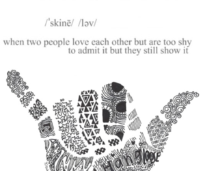 definition, skinny, and skinny love image