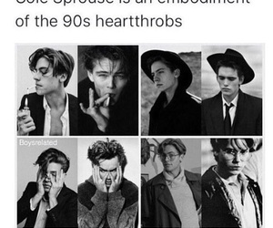 cole sprouse, riverdale, and 90s image