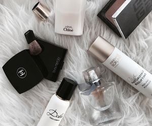 beauty, chanel, and contour image