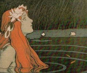 mermaid, 1904, and franz hein image