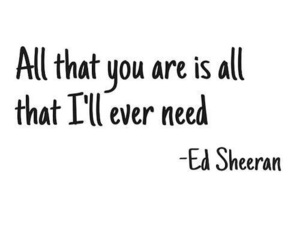 ed, Relationship, and ed sheeran image