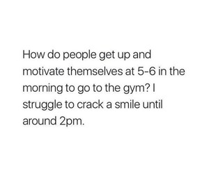 fitness, funny, and gym image