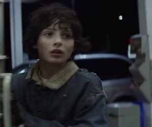 pup and finn wolfhard image