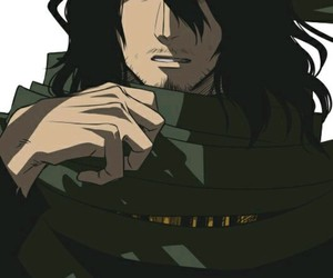 boku no hero academia, anime, and aizawa image