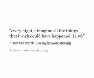 quotes, night, and imagine image